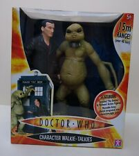 More details for rare - dr  who -  9th dr & slitheen walkie-talkies -character options - 2004.