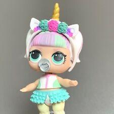 Lot 4X ETOY Dolls Lli punk boi boy unicorn KITTY QUEEN LUXE lil sisters