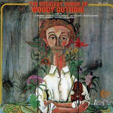 Woody Guthrie - Greatest Songs of [New CD]