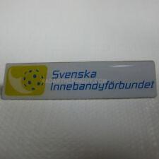 2016 Sweden Floorball Federation Pin