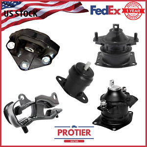 Engine Motor & Trans Mount 5PCS Set for 2004-2006 Acura TL 3.2L for Auto Trans