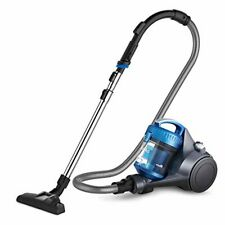 Eureka NEN110A Whirlwind Bagless Canister Vacuum Cleaner, Lightweight Corded Vac