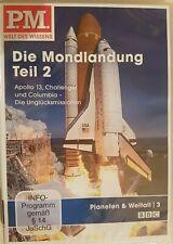 """DVD PM Welt des Wissens """"Die Mondlandung Teil 2"""""""