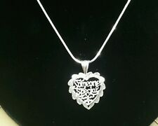 "Sterling Silver .925 Heart ""Someone Special"" + 16"" Snake Chain w/lobster clasp"