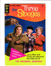 "The Three Stooges   No.38     : 1968 :     : ""The Abdominal Snowman!"" :"
