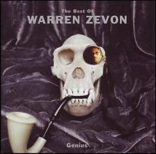 WARREN ZEVON - BEST OF CD ~ WEREWOLVES OF LONDON *NEW*