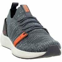 Puma Nrgy Neko Engineer Knit  Casual Running  Shoes - Grey - Mens
