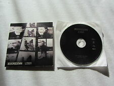 3 DOORS DOWN Loser 2000 GERMANY collectors CD single live acoustic
