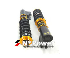 SYC ADJUSTABLE DAMPER COILOVERS FRONT PAIR FOR HOLDEN COMMODORE VE HSV INC UTE