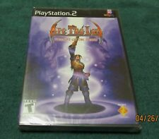 PS2 - Arc the Lad: Twilight of the Spirits ~ Brand New Factory Sealed Game ~ RPG