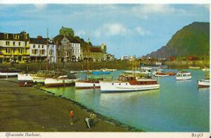 Devon Postcard - Ilfracombe Harbour - Ref TZ6601