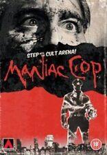 Laurene Landon Tom Atkins-maniac Cop DVD
