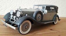Italeri, 1934 Rolls Royce Phantom II, built model kit 1:24 (see pictures !)