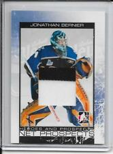 07-08 Heroes and Prospects Jonathan Bernier Net Prospects 2Clr Jersey # NP-10