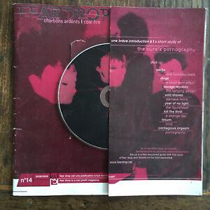 Feardrop14-CD+Magazine autour de l'album Pornography de The Cure -French-english