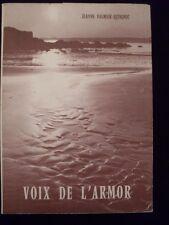 J Valmier- Queignec. VOIX DE L ' ARMOR - 1974 .