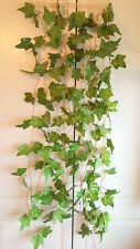 Joblot of 25 Silk Green Ivy leaf foliage Garland Decorations - wholesale type F