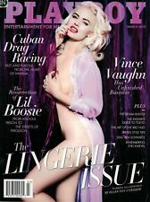 Playboy US 3,03/2015 March März,Lingerie issue,CHELSIE ARYN,Vince Vaughn,SEHR GU