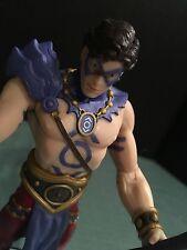 "*Mattel DC Comics Classics Green Lantern Universe INDIGO ADAM 6.5"" Action Figure"