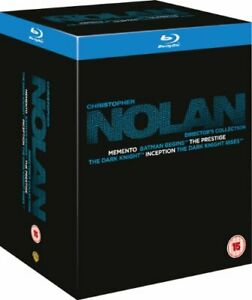 Christopher Nolan Collection [Blu-ray] [2000] - DVD  PIVG The Cheap Fast Free