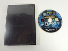 Shonen Jump One Piece Pirates' Carnival PlayStation 2 PS2 **TESTED AND WORKING**