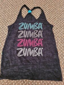 Zumba Vest Top Size M/L