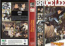 Dalla Cina con furore (1972) VHS