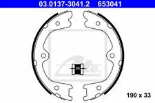 Bremsbackensatz, Feststellbremse für Bremsanlage Hinterachse ATE 03.0137-3041.2