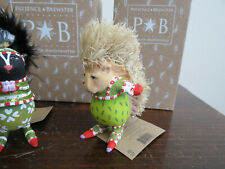 Patience Brewster Mini Peety Porcupine Ornament New (Other)