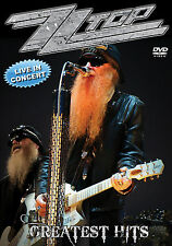 ZZ TOP New Sealed 2018 LIVE 1990s CONCERT DVD