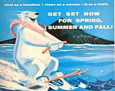 1961 Harrison Radiator GMC Automotive Air Conditioning Vintage Magazine Print Ad