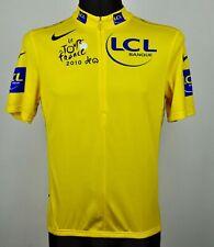 Nike Pro Elite Le Tour de France Yellow Jersey M