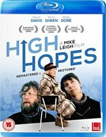 High Hopes (Remastered and Restored) [Blu-ray] [1988] [DVD][Region 2]