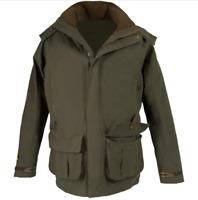 Beretta Mens Winter Teal Jacket Waterproof & Breathable Shooting Fishing