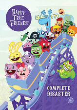 Happy Tree Friends: Complete Disaster (DVD,2013)