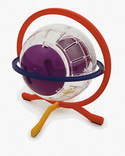 Gyroball Small Animal Hamster Playball Exercise Ball Toys Strong Plastic Toy