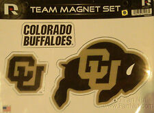 Colorado Buffaloes Multi Die Cut Magnet Sheet Auto Home University of
