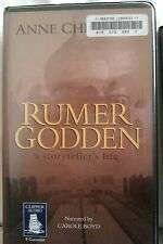 Rumer Godden by Anne Chisholm: Unabridged Cassette Audiobook (OO4)