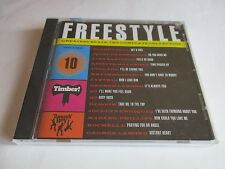 Freestyle Greatest Beats The Complete Collection Vol. 10 CD Tommy Boy 1997 NEW