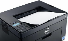 New Dell C1760NW Color Laser Printer Wireless Network Wifi LCD w/ Toner Sealed