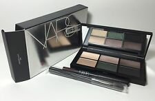 NARSISSIST HARDWIRED EYE KIT SHADOWS/ PENCIL/ BRUSH LIMITED FALL 2015/8309 NIB