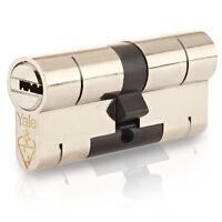 Yale Superior 1 Star TS007 Anti Snap Euro Cylinder 90mm (40x50) Door Lock