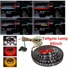 "60"" Tailgate LED Strip Bar Truck Reverse Brake Turn Signal Tail Light Waterproof"