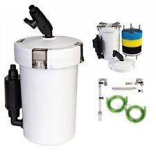 Mini Aquarium External Canister Filter (L) SUNSUN HW-603B Table Top Fresh/Salt