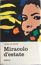 LAURA DI FALCO MIRACOLO D'ESTATE RIZZOLI 1971
