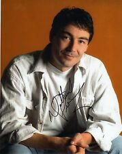 NATHANIEL PARKER - Signed 10x8 Photograph - INS LYNLEY MYSTERIES