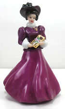 Hallmark - Holiday Traditions - Barbie - Limited Edition Porcelain Figure - 1997