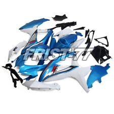Body Kits for Suzuki 2009 2010 GSXR600 2008 GSXR750 Cowlings K8 Light Blue Cover