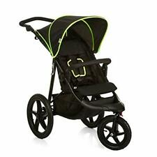 Hauck 3 Wheeled Lightweight Pushchair for Park Run/Jogging in All Weathers