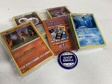 200+ Pokemon All Holo Lot! All Rarities! Help Support A Small Business!